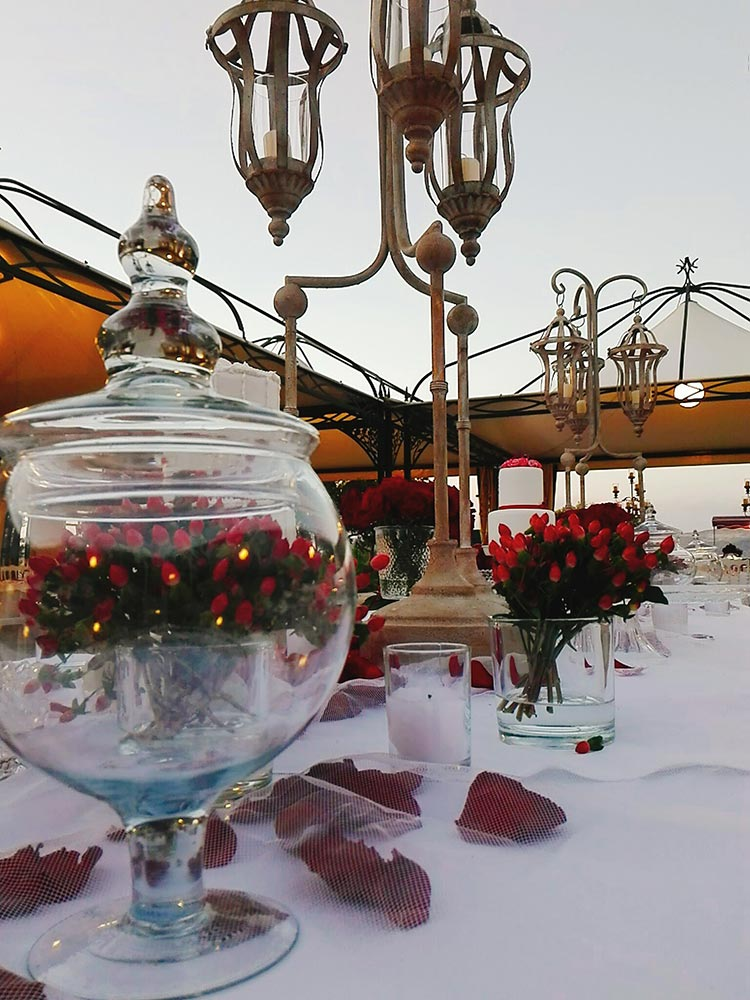 Villa Giuliana Relais Banqueting