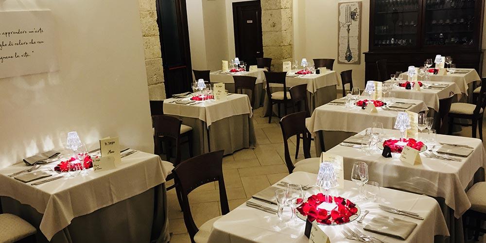 Villa Giuliana Relais Restaurante La bottega