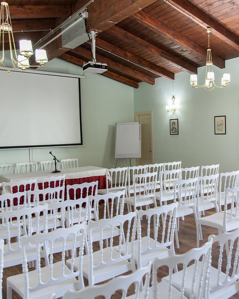 Villa Giuliana Relais Services Meeting