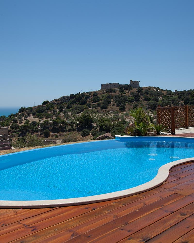 Villa Giuliana Relais Services Pool