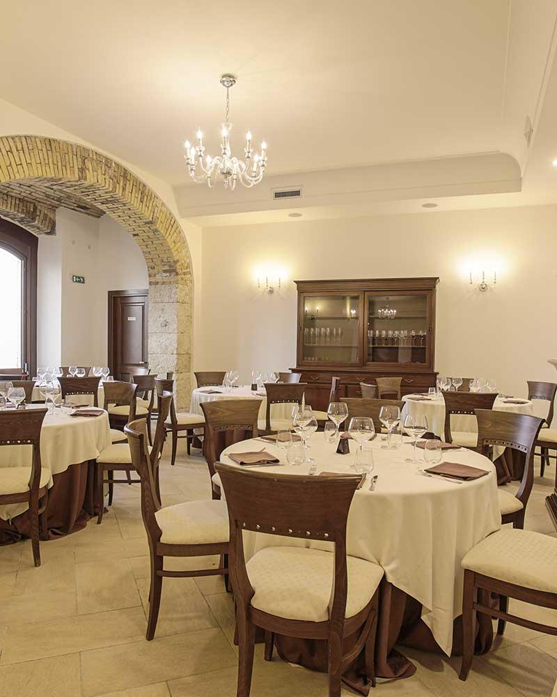 Villa Giuliana Relais Servicios Restaurante